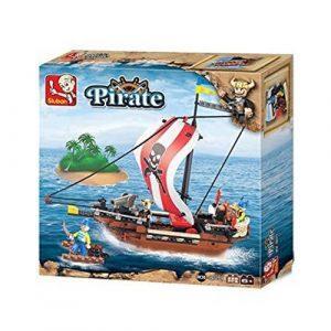 Τουβλάκια, Pirate Ship 226 τεμ, Sluban