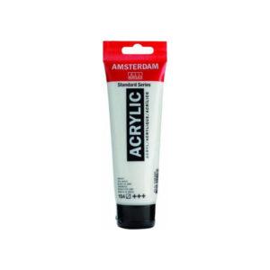 Ακρυλικό Xρώμα,120 ml, 104 Zinc White, Talens