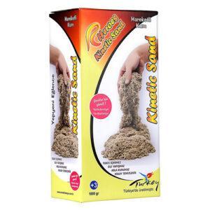 Άμμος Κινητική, 1000gr, Φυσικό Χρώμα