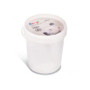 Γύψος, 1 kg, Σε Πλαστικό Κουβά, Primo