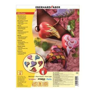 Καλούπι Kαρδιά, Eberhard Faber