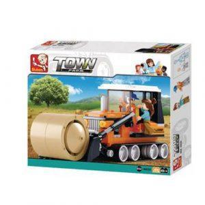 Τουβλάκια Harvester Indoor 165 τεμ, Sluban