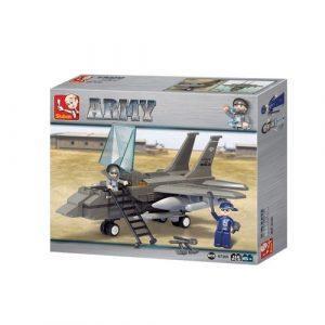 Τουβλάκια, Army Fighter Jet 142τεμ, Sluban