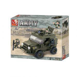 Τουβλάκια, Army Serie SUV, 221τεμ, Sluban
