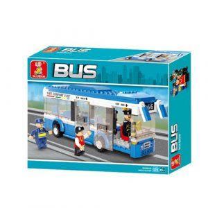 Τουβλάκια Bus 235 τεμ, Sluban