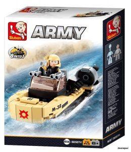 Τουβλάκια, Assault Boat, 73 τεμ, Sluban