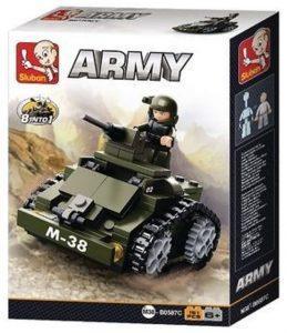 Τουβλάκια Armoured Car 151 τεμ, Sluban