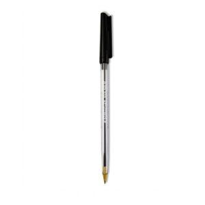 Στυλό, Ballpoint, 430, Medium, Μαύρο, Stick, Staedtler