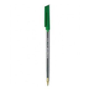 Στυλό, Ballpoint, 430, Medium, Πράσινο, Stick, Staedtler